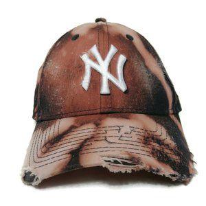 New Era New York Yankees NY Embroidered Custom Hat